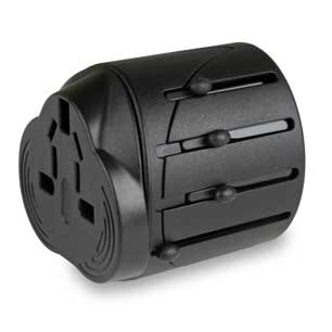 LIFESYSTEMS UNIVERSAL TRAVEL ADAPTOR