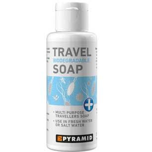 PYRAMID BIODEGRADABLE SOAP