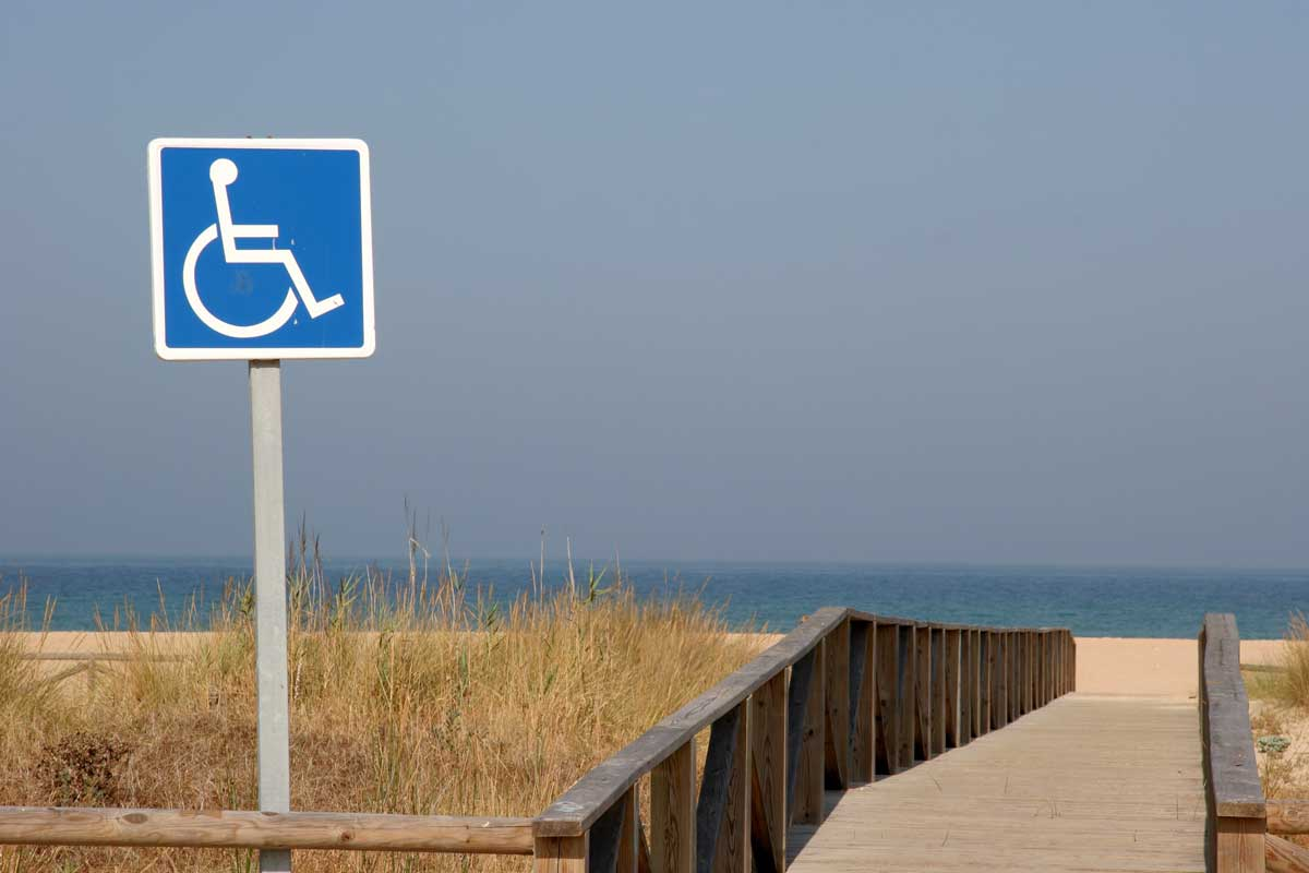 Top tips for disabled and less mobile passengers